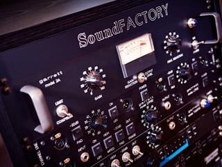 Analog Processor Recording Equipment